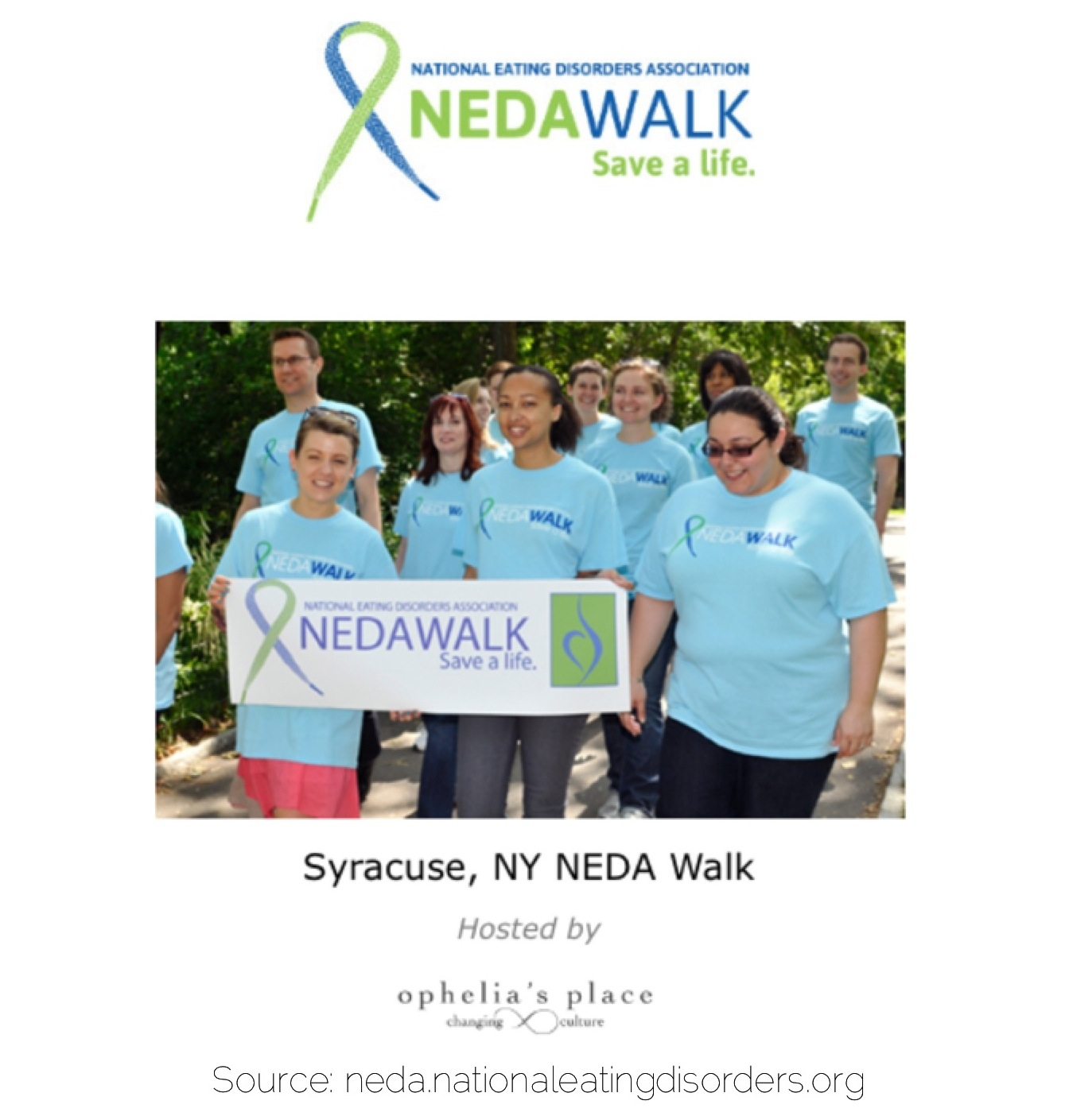 NEDA Walk-Syracuse