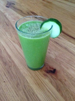 Two Green Smoothie Recipes