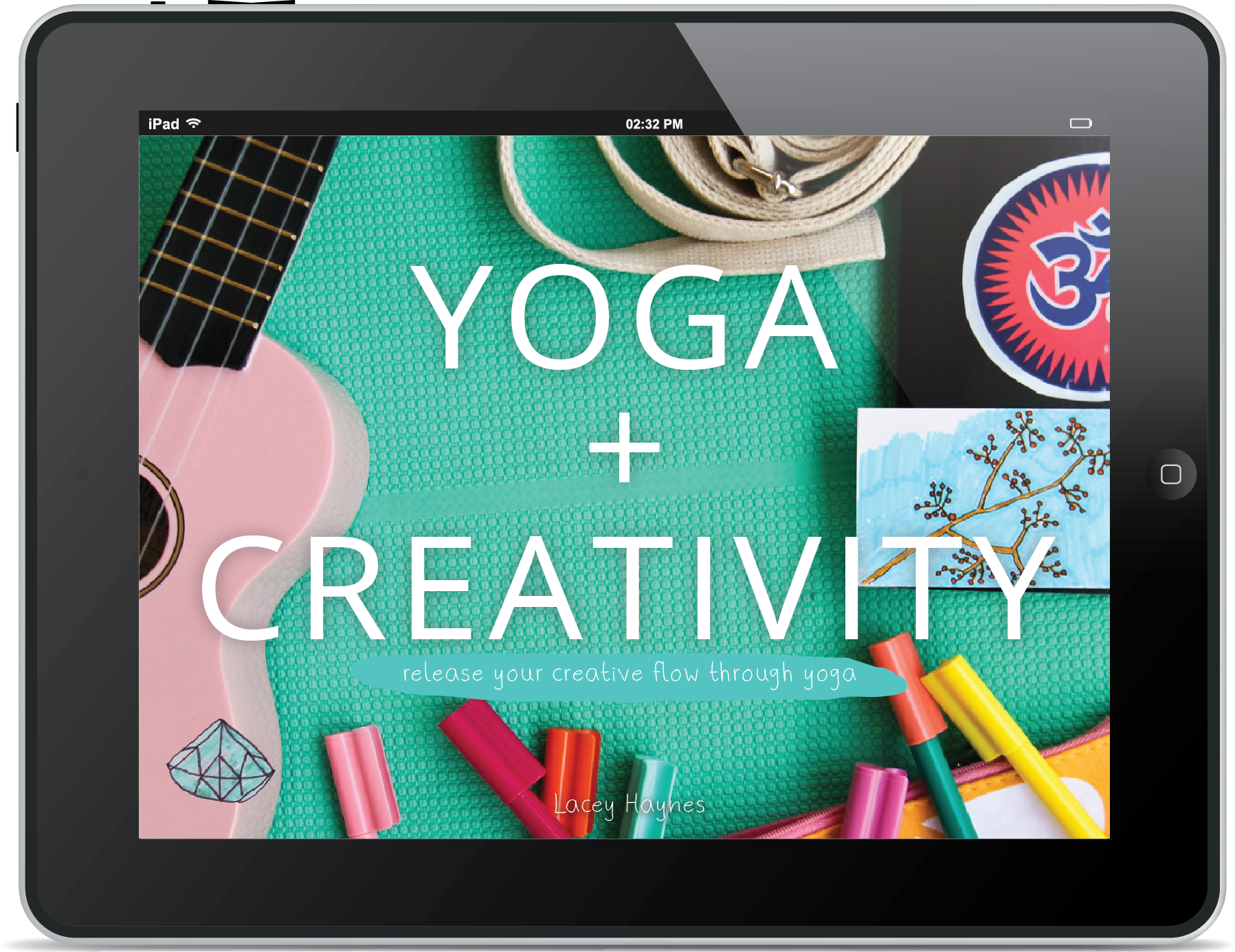 Yoga + Creativity Review and Giveaway! {Ended}