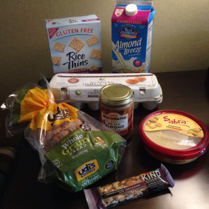 Healthy & Fit Travel: Get Your Groceries