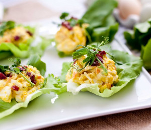 lettuce wraps mini chicken lettuce wraps recipe martha stewart lettuce ...