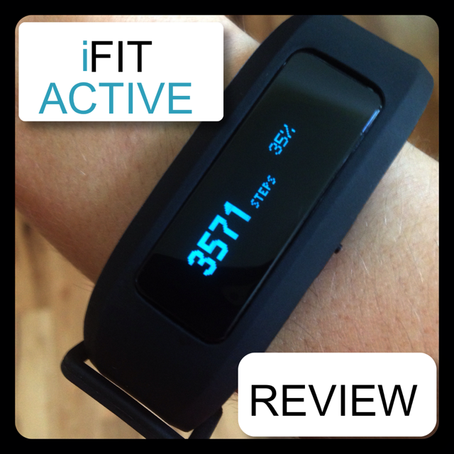 iFit Active Review - The Fit Foodie Mama