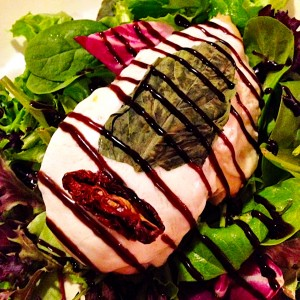 Foodie Friday: Caprese Stuffed Chicken