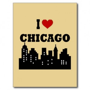I LOVE Chicago!
