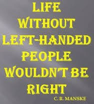 I love lefties!