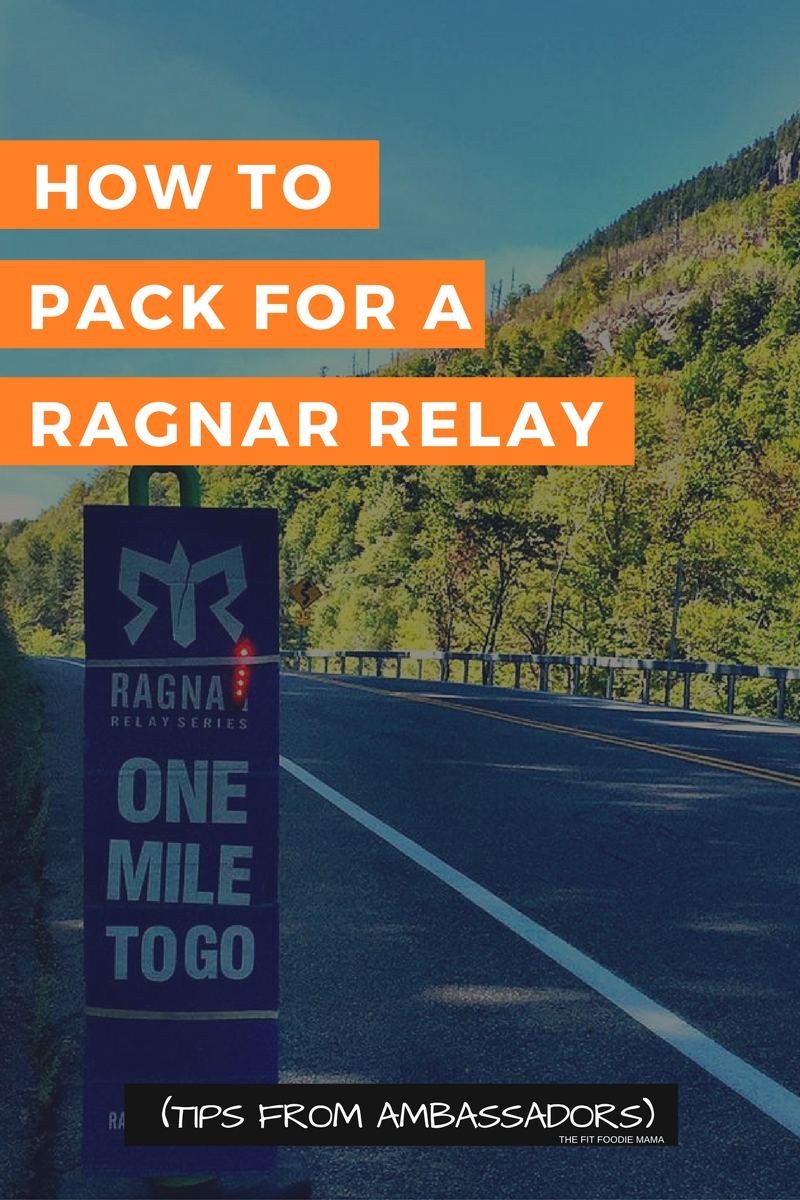 How to Pack for a Ragnar Relay plus tips from Ragnar Relay Ambassadors!