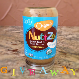 NuttZo Review & Giveaway!