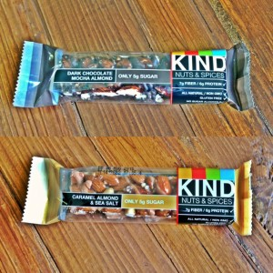 KIND Snacks Review & Giveaway