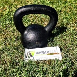 AMRAP Review & Giveaway!