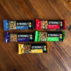 KIND Snacks Review & GIVEAWAY | The Fit Foodie Mama