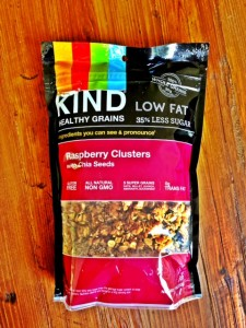 KIND Snacks Review & GIVEAWAY!
