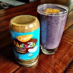 NuttZo Blueberry Crunch Smoothie