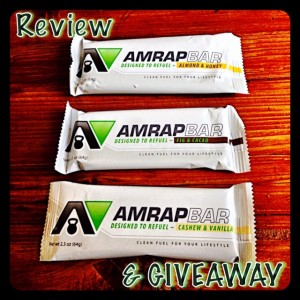 AMRAP Review & GIVEAWAY | TheFitFoodieMama.com