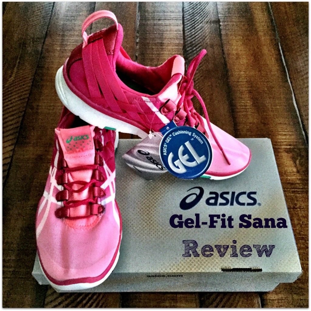 ASICS Gel-FIt Sana Review