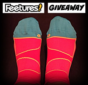Top 5 Stocking Stuffers for Runners + Feetures! Giveaway