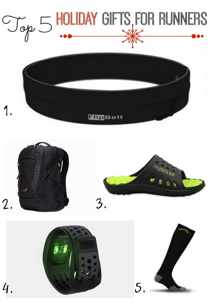 Top Holiday Gifts for Runners