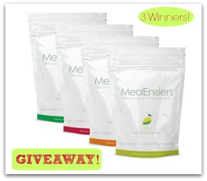 MealEnders Review and Giveaway!