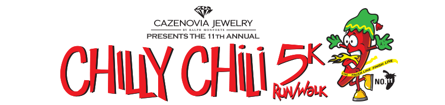 Chilly Chili 5k Race Recap