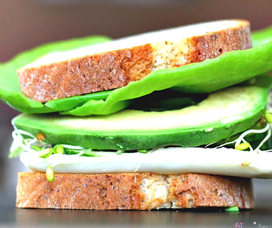 Green Goddess Sandwich {Gluten Free, Vegan Friendly}