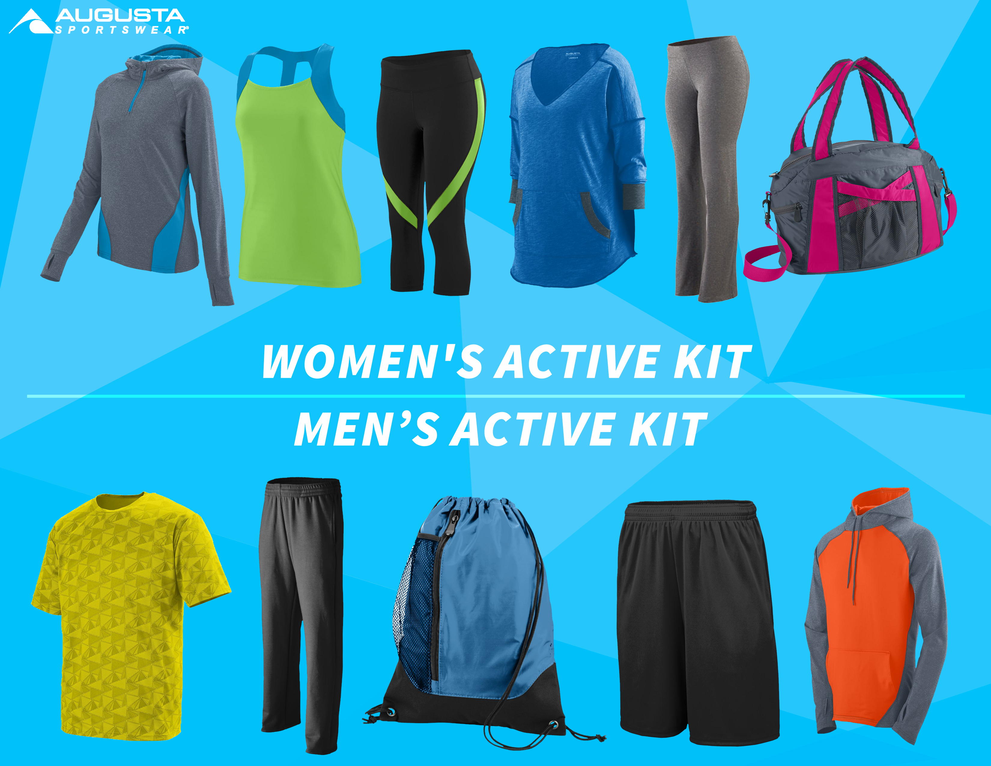 80845fc91e0 Augusta Sportswear Review + Large Active Kit Giveaway - The Fit Foodie Mama