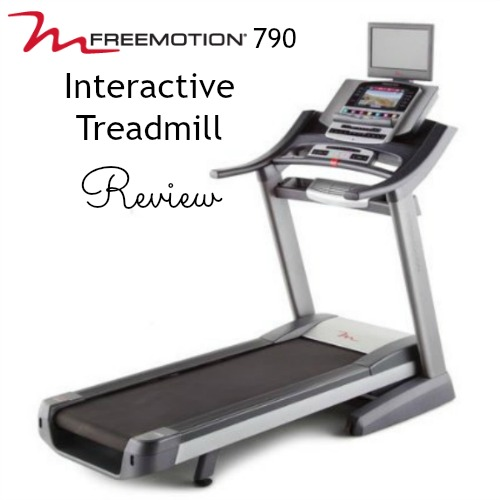 FreeMotion 790 Interactive Treadmill Review