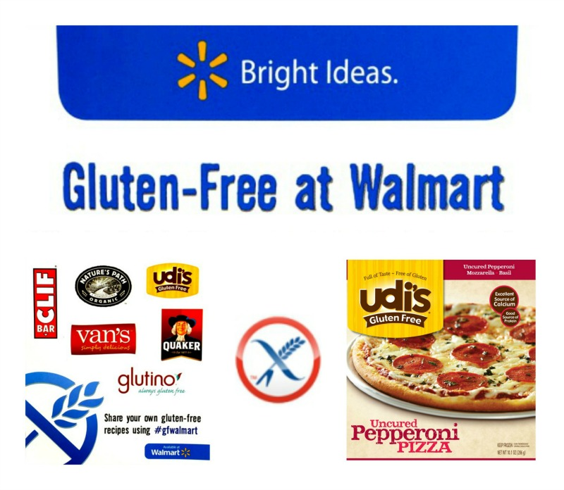 Gluten Free for Less at Walmart @FitFoodieMama