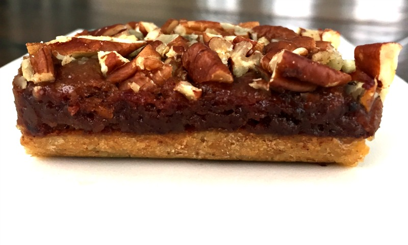 Avocadough Pecan Pie Bar {Gluten Free, Paleo, Vegan}
