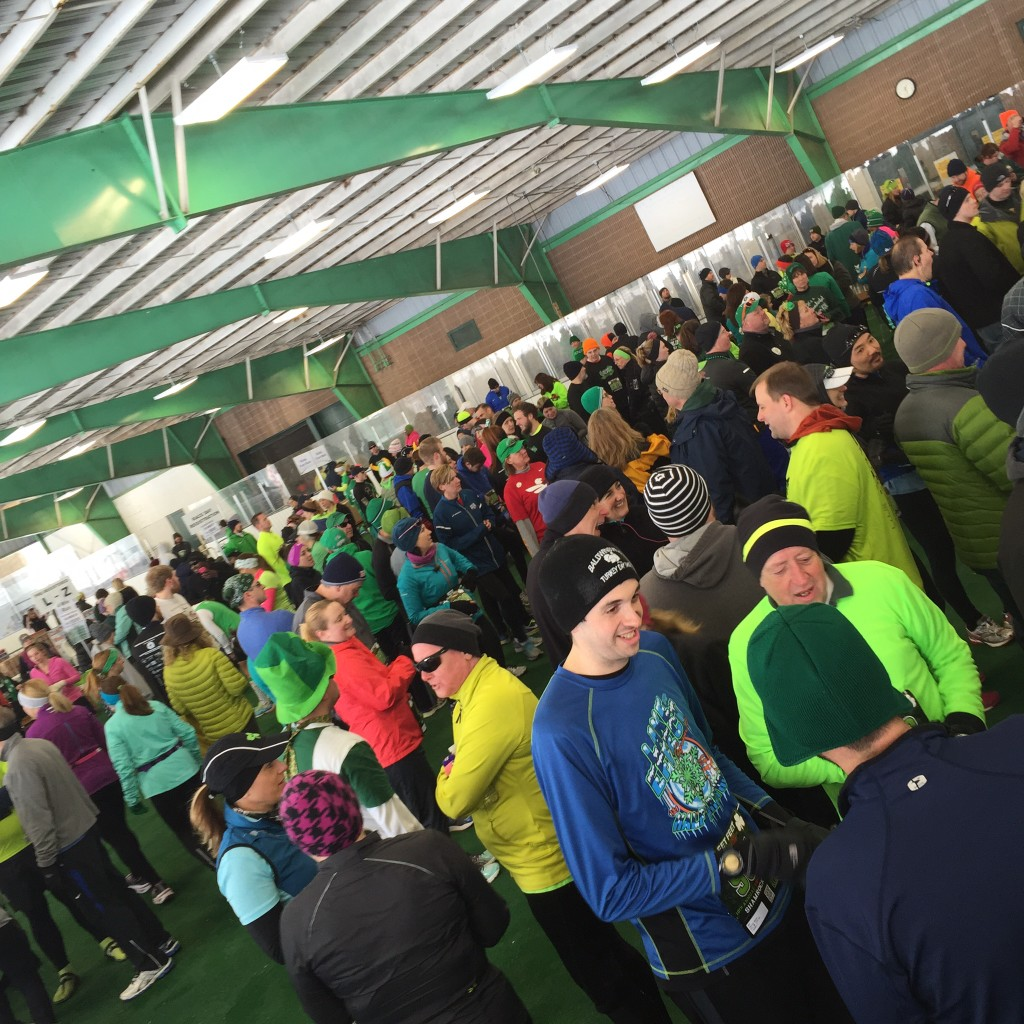 Tipperary Hill Shamrock Run