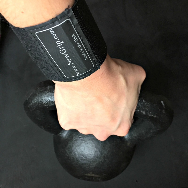 WeightliftingGloves.com NewGrip Wrist Support Wraps Giveaway