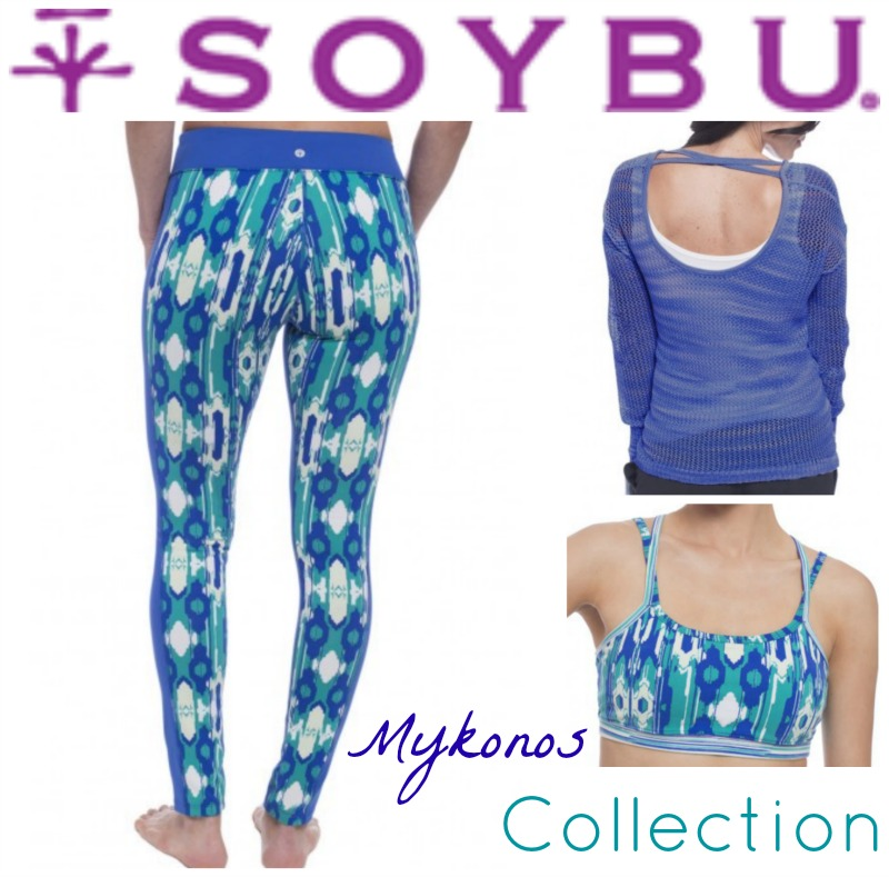 @Soybu Mykonos Collection #SoybuLove via @FitFoodieMama