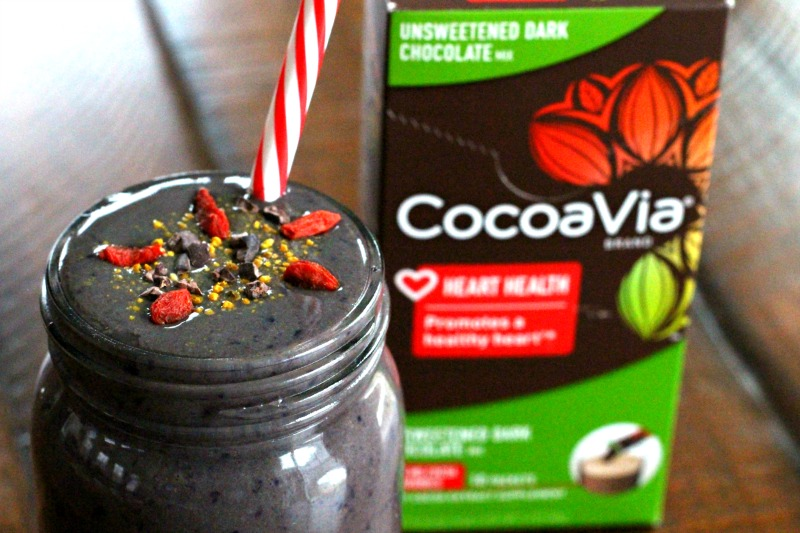 CocoaVia Spice Recovery Smoothie