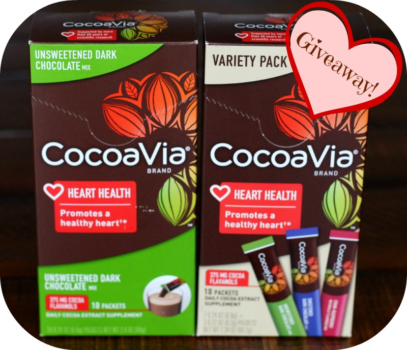 CocoaVia Giveaway!