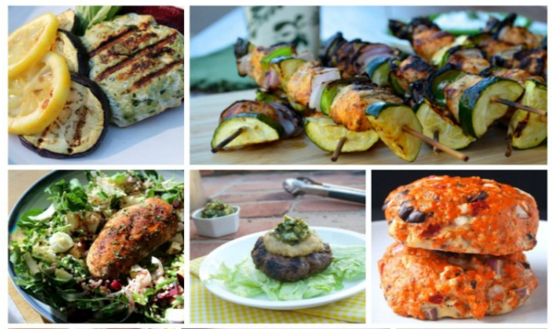 Foodie Friday: Fire Up The Grill With These Gluten Free Recipes!