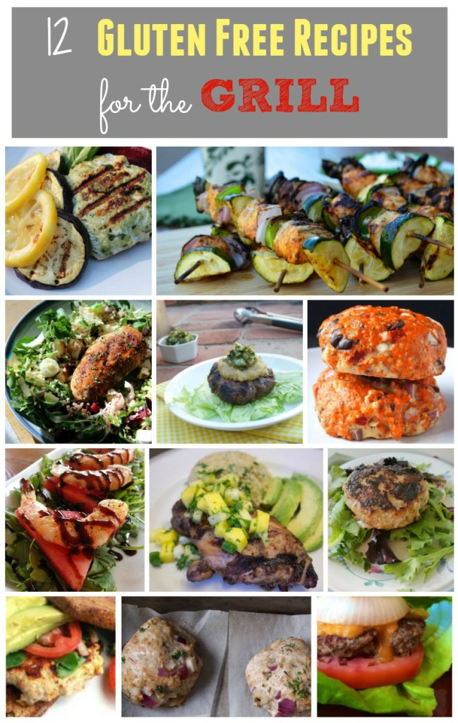 12 Gluten Free Recipes for the Grill
