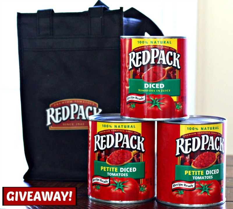 Redpack Tomatoes Giveaway!
