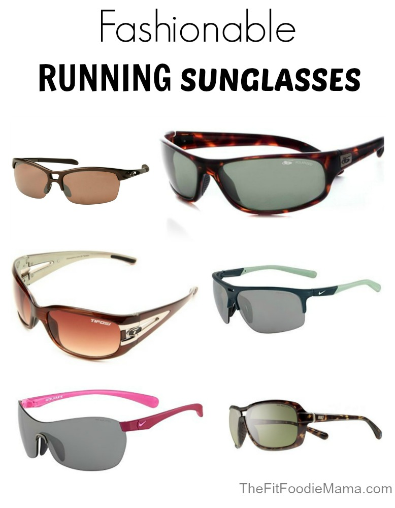Fashionable Running Sunglasses #FitnFashionable @FitFoodieMama