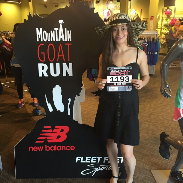 Mountain Goat Packet Pickup