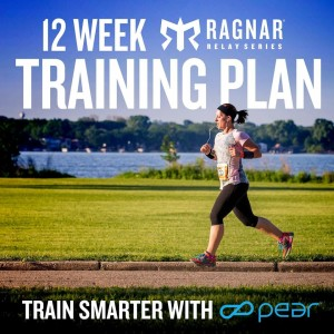 Ragnar Relay Adirondacks Training with Pear Sports