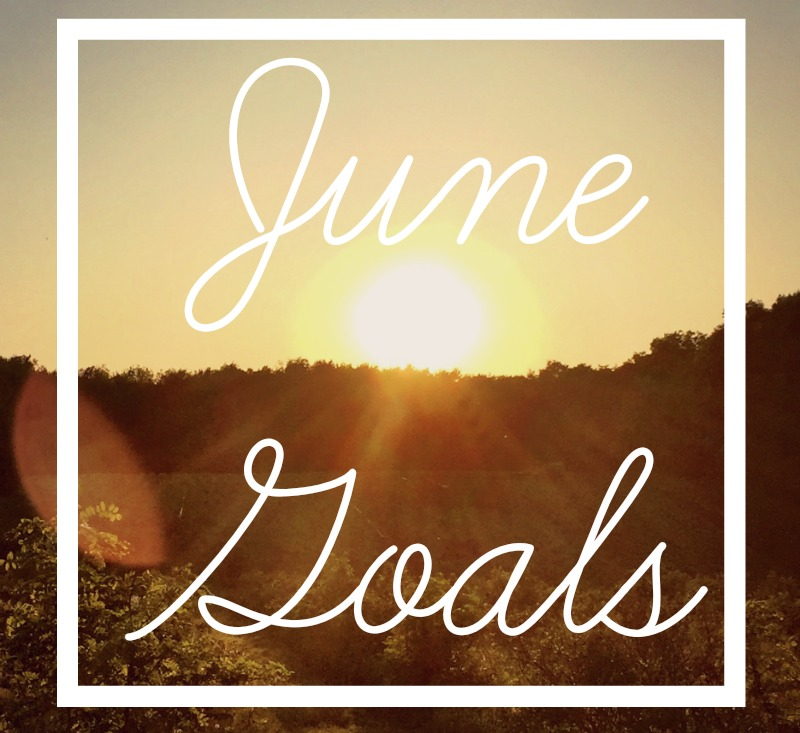 June Marathon Training Goals