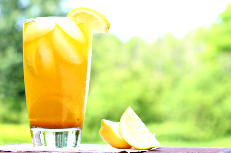 Foodie Friday: Turmeric Ginger Iced Tea