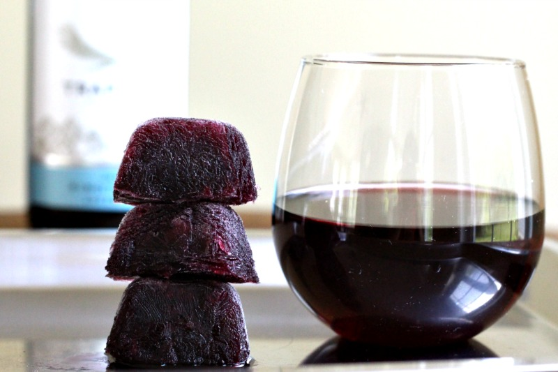 Wine Ice Cubes