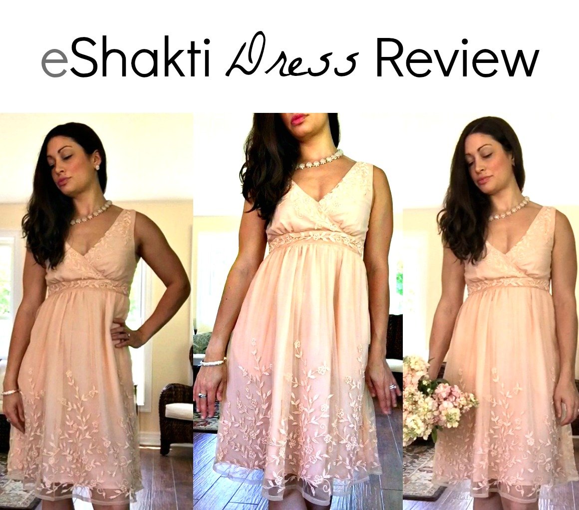 eShakti Dress Review: Fashion You Can Customize With A Click!
