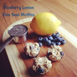 5 Easy + Gluten Free Blueberry Recipes