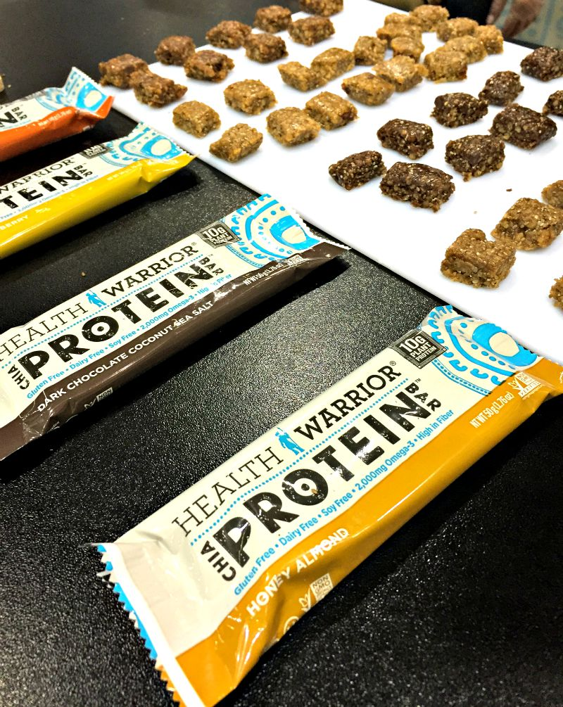 Health Warrior Protein Bars