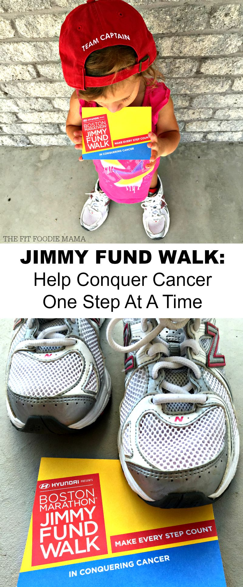 Jimmy Fund Walk #ad
