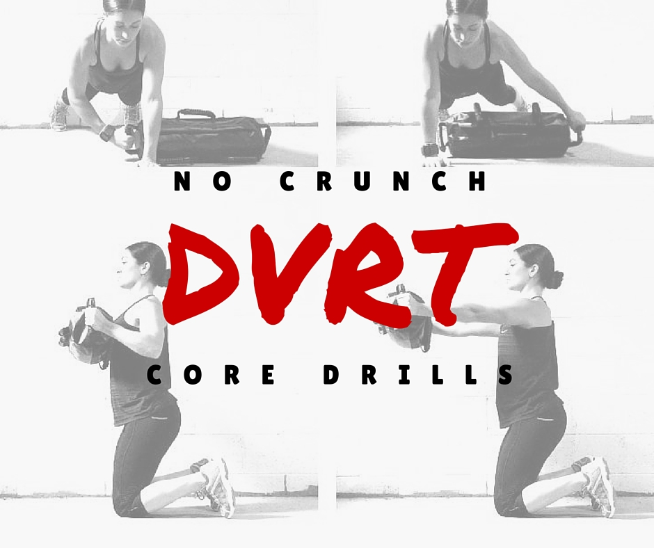 DVRT: No Crunch Ways To Work Your Core