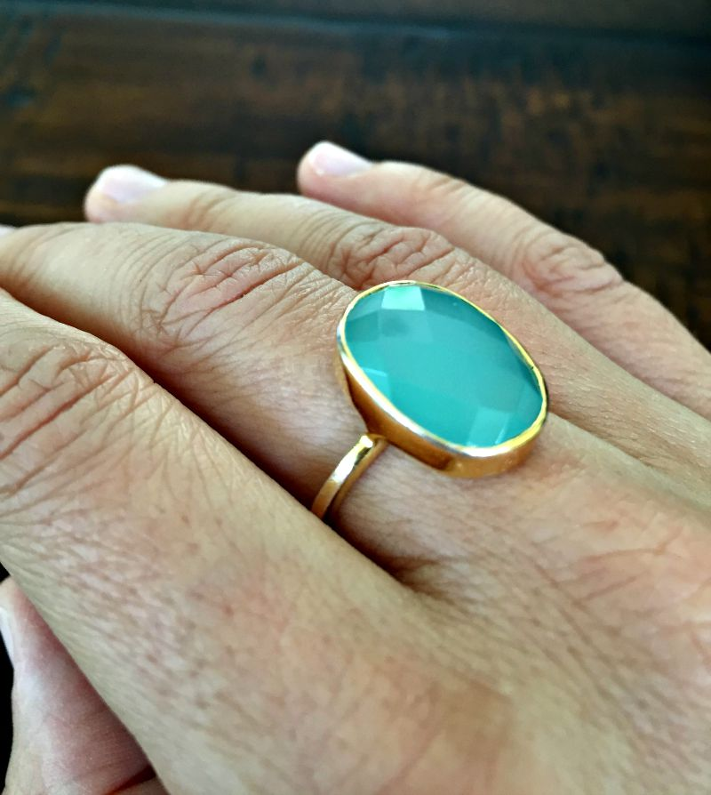 Rocksbox Margaret Elizabeth Cocktail Ring
