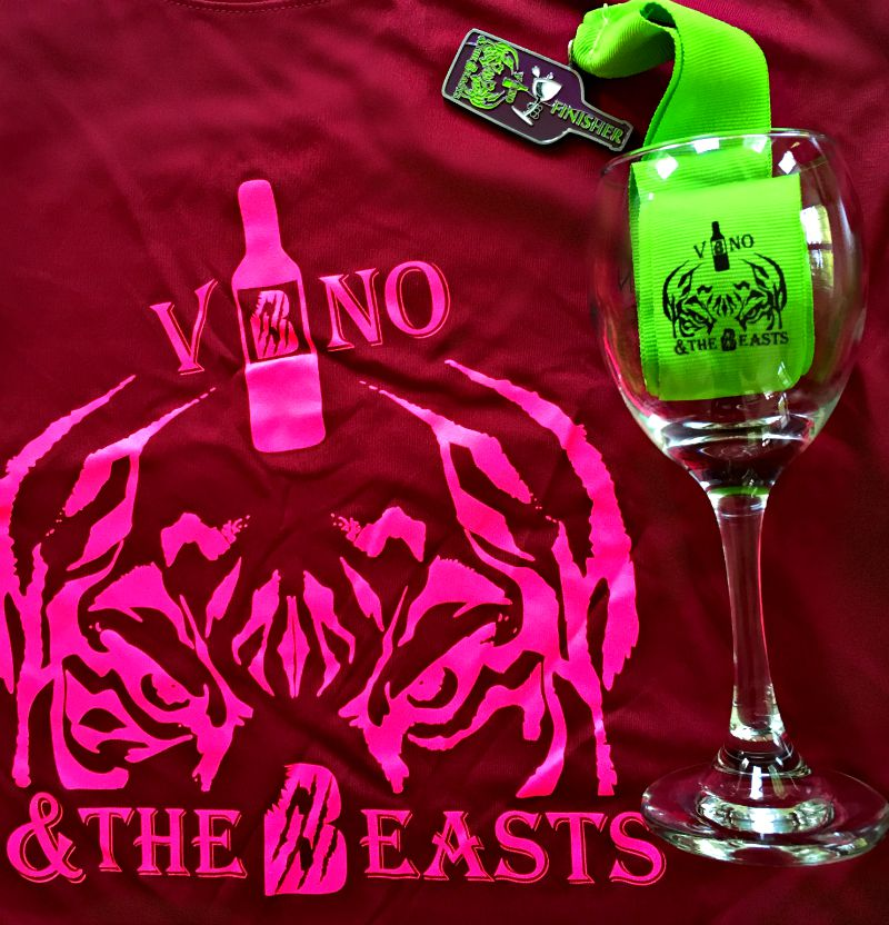 Vino and the Beasts Finisher Swag
