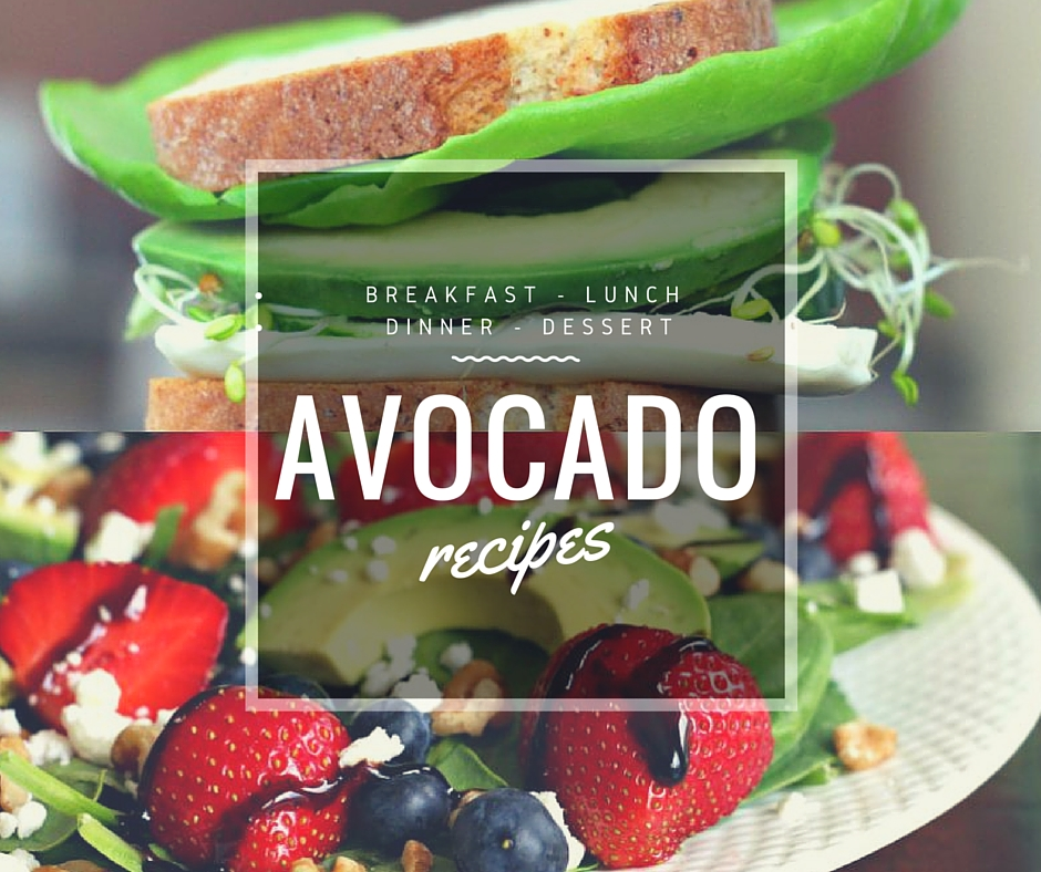 Foodie Friday: Avocado Anytime of Day {Gluten Free}