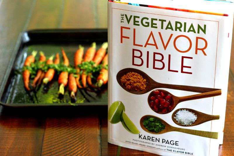 The Vegetarian Flavor Bible {Meatless Monday}